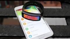 Nyáron jön a Samsung önálló okosórája kép