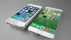 Már augusztusban megjelenik az iPhone 6 kép