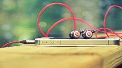 HD-s zenékkel újít az iOS 8 kép