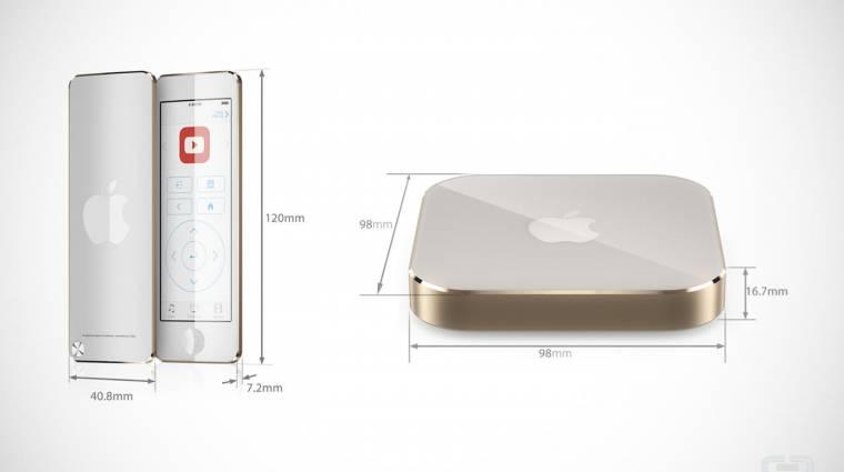 Sokáig kell várni az új Apple TV-re kép