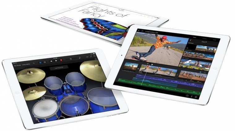 Osztott képernyős módot kaphatnak az iPadek kép