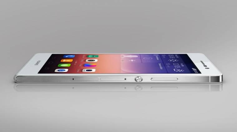 Huawei: nem kell Quad HD kijelző egy mobilba kép