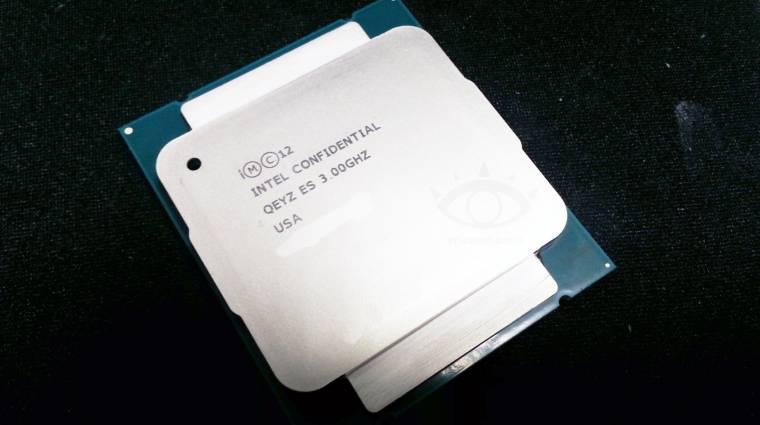 Ilyenek lesznek az Intel Core i7 Haswell-E processzorai kép
