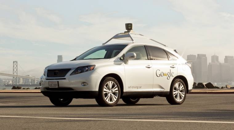 Hamar az utakra kerülhetnek a sofőr nélküli autók kép