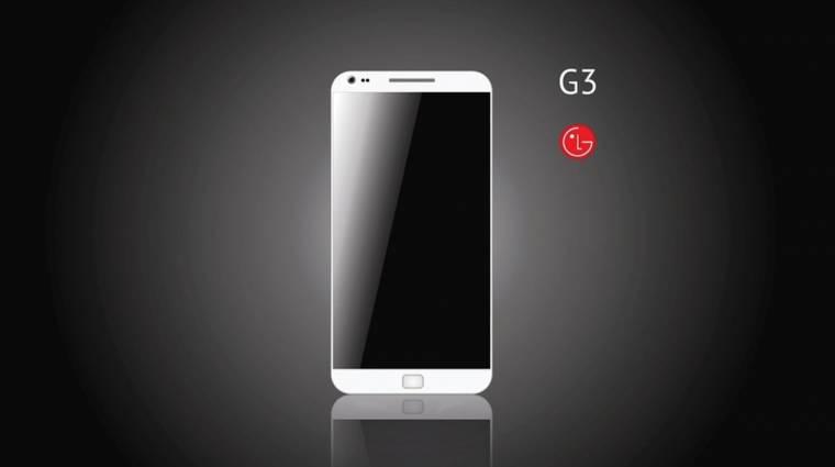 Lézeres autófókuszt kap az LG G3 kép
