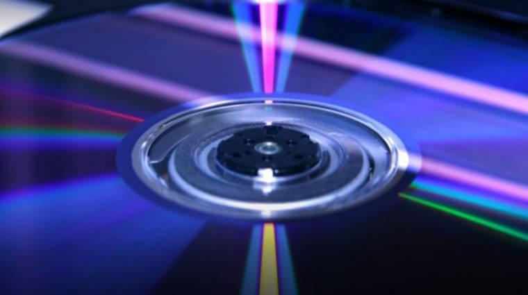 256 gigabájtos Blu-ray-lemez a Pioneertől kép