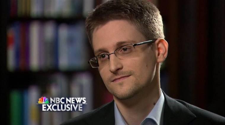 Snowden: klasszikus kémnek is nevezhetnek kép