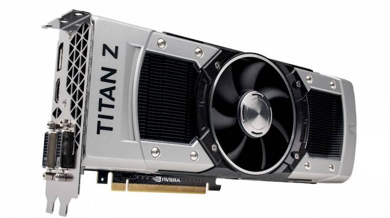 Végre piacra került az NVIDIA Titan Z kép