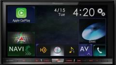 Az autóinkba költözteti a CarPlayt a Pioneer kép
