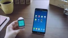 Szeptember 3-án jön a Samsung Galaxy Note 4 kép