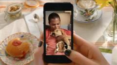 Már videotelefonálásra is jó a Snapchat kép