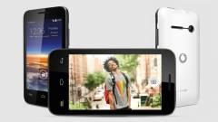 Megjött hazánkba az olcsó Vodafone Smart 4 Mini kép