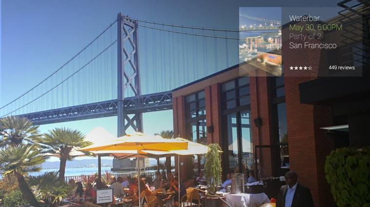 Tönkreteszi az éttermeket a Google Glass kép