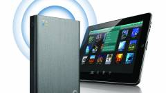 2 terabájtos vezeték nélküli HDD a Seagate-től kép
