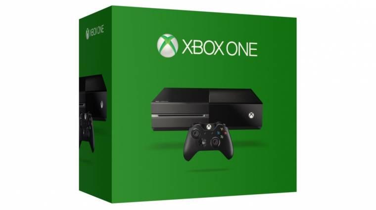 Jön a Kinect nélküli XBOX One kép
