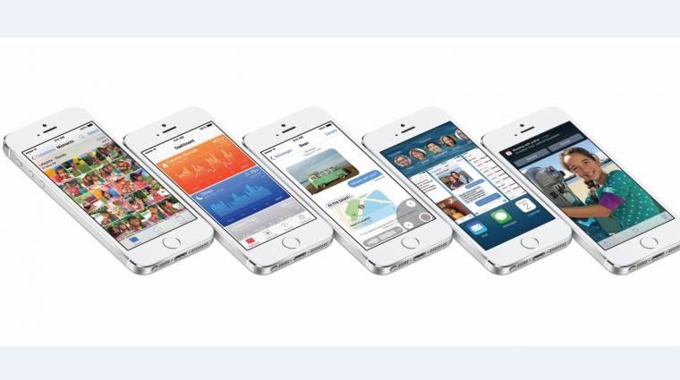 Bemutatkozott az iOS 8 és az OS X Yosemite kép