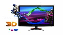Acer Predator GN246HL teszt - 3D monitor gamer szemmel kép