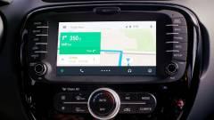 Az autóinkba is beköltözik a Google kép