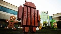 Egyre elterjedtebb az Android 4.4 KitKat kép