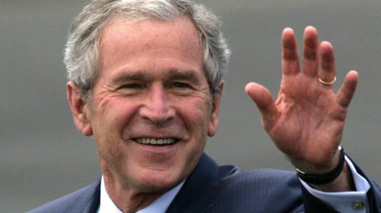 """Börtön Bush """"fürdőszobai önarcképeinek"""" kiteregetéséért kép"""