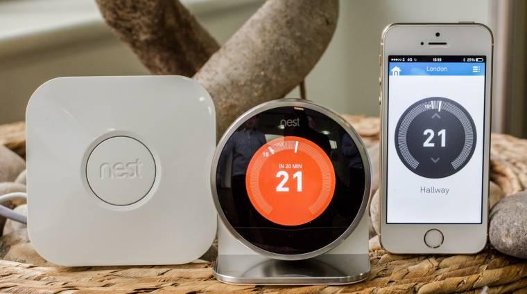 Intelligens otthoni eszközöket fejleszt az Apple kép