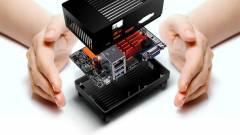 Az ECS bemutatta a világ legkisebb asztali gépét kép
