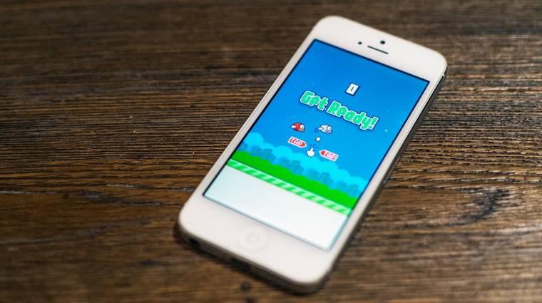 A Flappy Bird klónjaival terjesztik a vírusokat kép