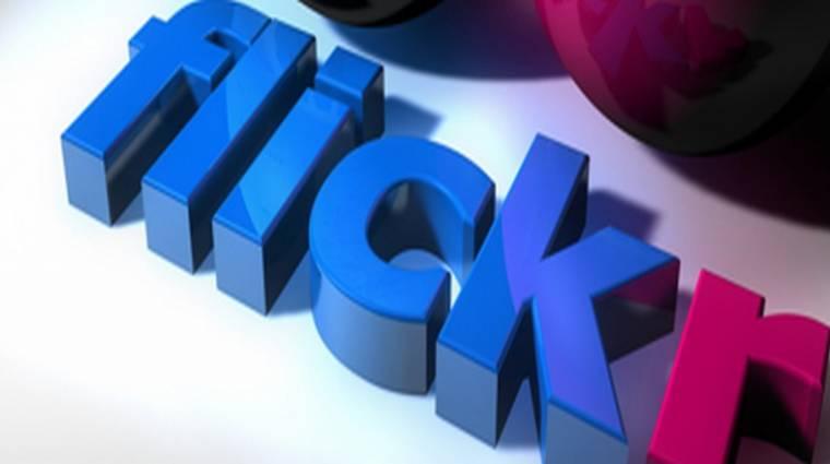 Flickr: nincs már többes bejelentkezés kép