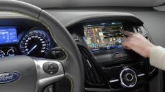 Arcfelismerő autókon dolgozik a Ford és az Intel kép