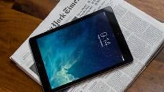 Új kamerát is kap az iPad Air utódja kép
