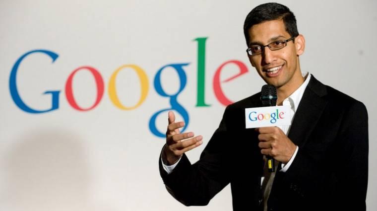 Google I/O: Ősztől teljesen megújul az Android kép