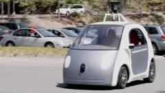 Jogszabályváltozás az önvezető autók miatt  kép