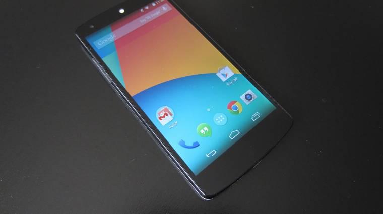 Itt az Android 4.4.4 kép