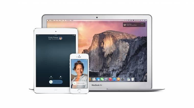 Csak Bluetooth 4.0-val működik jól az OS X Yosemite kép