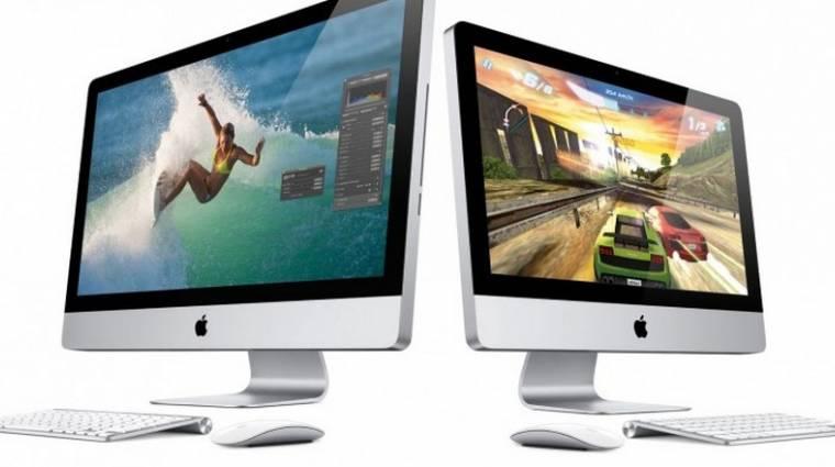 Megjött az olcsóbb iMac kép