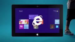 Fizet a Microsoft, ha dicsérjük az Internet Explorert kép