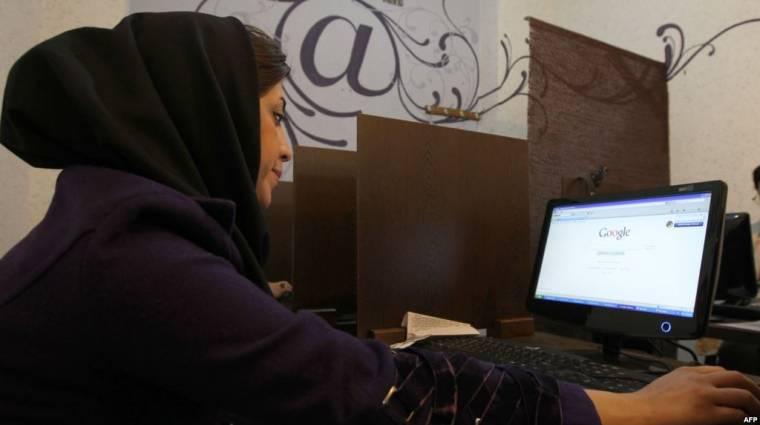 Irán techbloggereket küld börtönbe kép