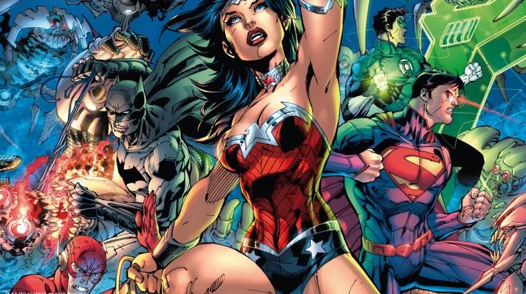 Két év alatt hét DC Comics-filmet mutathat be a Warner kép