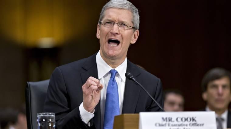 Az Apple nem adócsaló kép