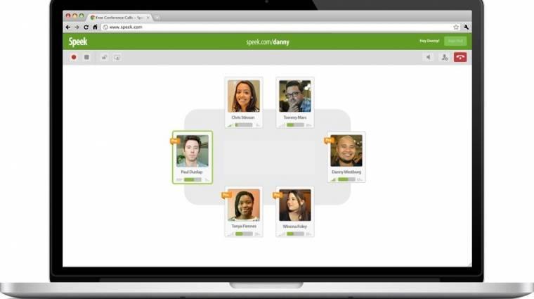Hogyan beszéljünk egyszerre öt emberrel a Chrome-ban? kép
