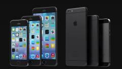 Itt a nagy iPhone 6 első alkatrésze kép