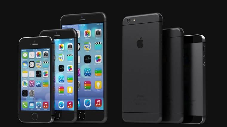 Csak a nagyobbik iPhone 6 kap optikai képstabilizátort  kép