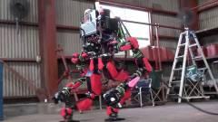 A Google kiveszi robotját a DARPA versenyéből kép