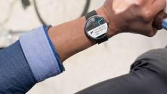 Google I/O: Megjöttek az első Android Wear-es okosórák kép