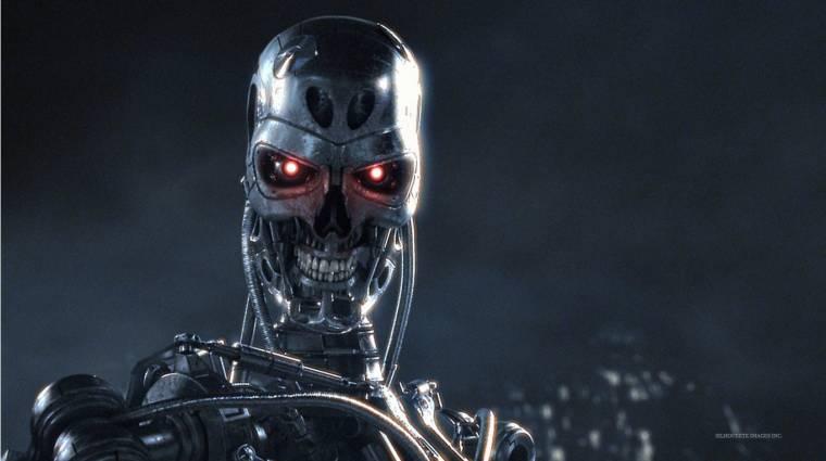 Elon Musk fél, hogy a Terminátor valósággá válhat kép