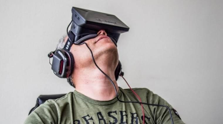 Az Oculus újabb céget vásárolt fel kép