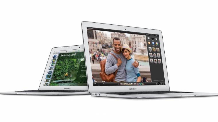 Ősszel mutatkozik be az új MacBook Air kép