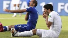 Suarez szerint manipulálták a harapásáról készült képet kép