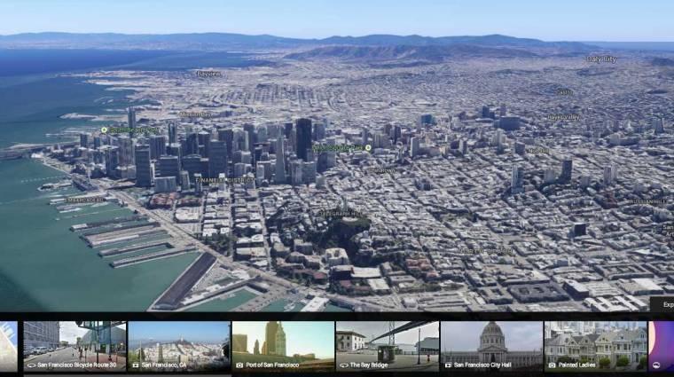 Google Maps műholdképek HD-ben? kép