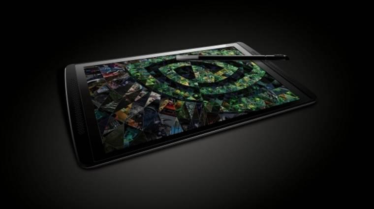 Célvonalban az NVIDIA Shield tablet? kép